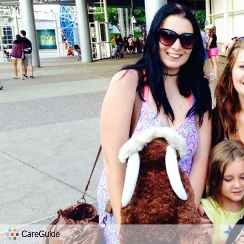 Child Care Provider Isabella Doub's Profile Picture
