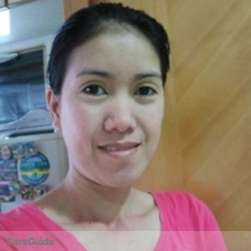 Canadian Nanny Provider Rochelle M's Profile Picture