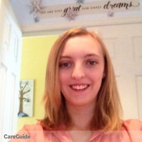 Canadian Nanny Provider Laura Hrabarchuk's Profile Picture