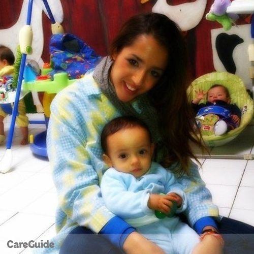 Canadian Nanny Provider Samantha Bernardo's Profile Picture