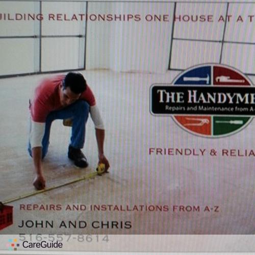 Handyman Provider John Pace's Profile Picture