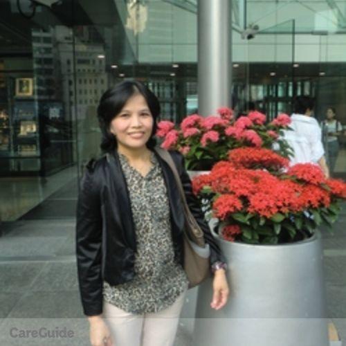 Canadian Nanny Provider Celia Barsarsa's Profile Picture