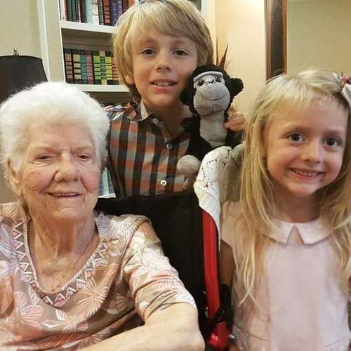 Elder Care Job Saundra Edelen's Profile Picture