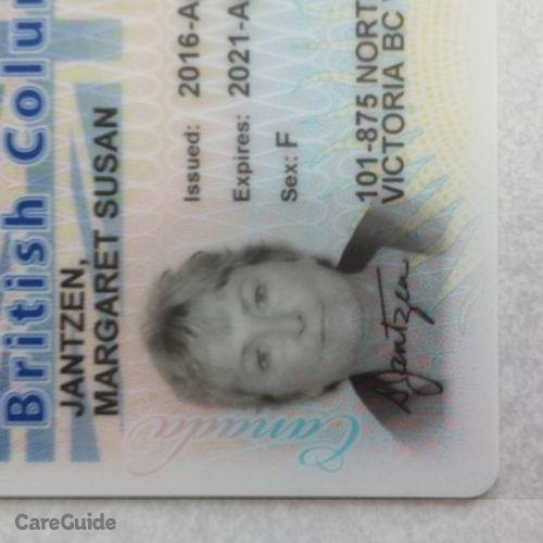 Pet Care Provider Susan Jantzen's Profile Picture