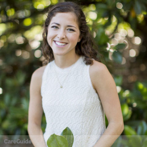 Canadian Nanny Provider Caroline Barr's Profile Picture