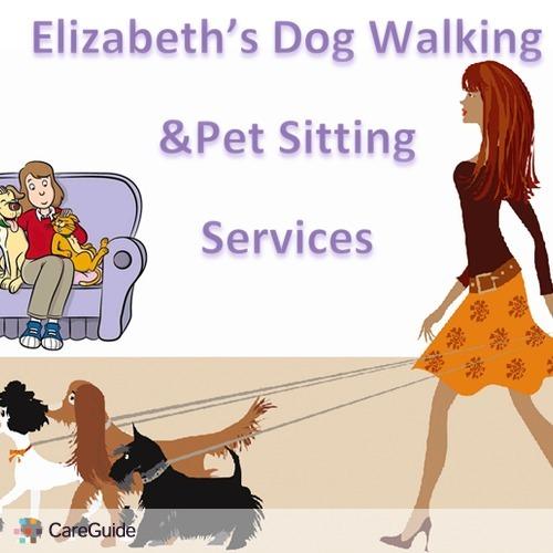 Pet Care Provider Elizabeth Santo's Profile Picture