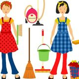 Licensed and Insured... Your home will be maid wonderfully clean!