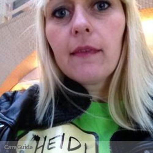 Canadian Nanny Provider Heidi C's Profile Picture