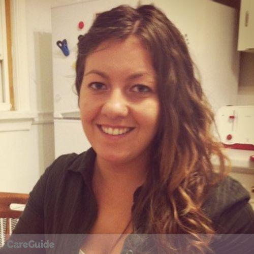 Canadian Nanny Provider Michelle Vella's Profile Picture