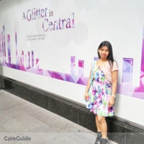 Canadian Nanny Provider Cecilia B's Profile Picture