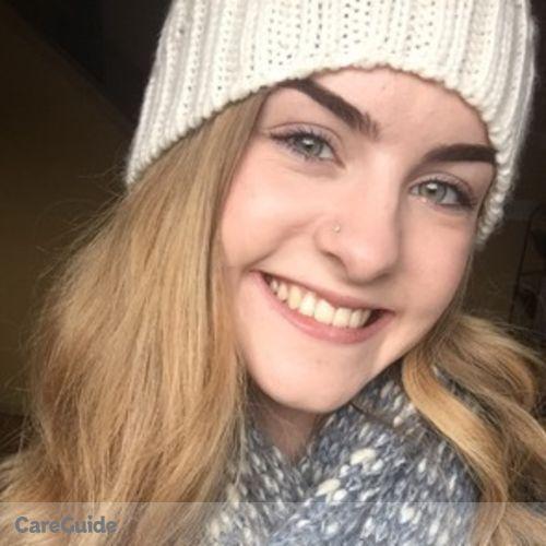 Pet Care Provider Andrea Gomez's Profile Picture