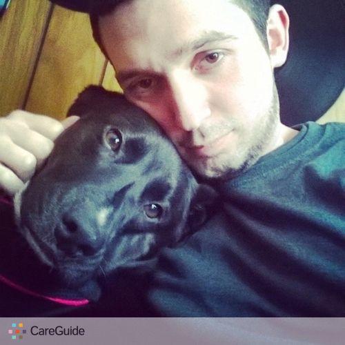 Pet Care Provider Clayton A's Profile Picture