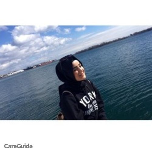 Canadian Nanny Provider Nour Gamze's Profile Picture