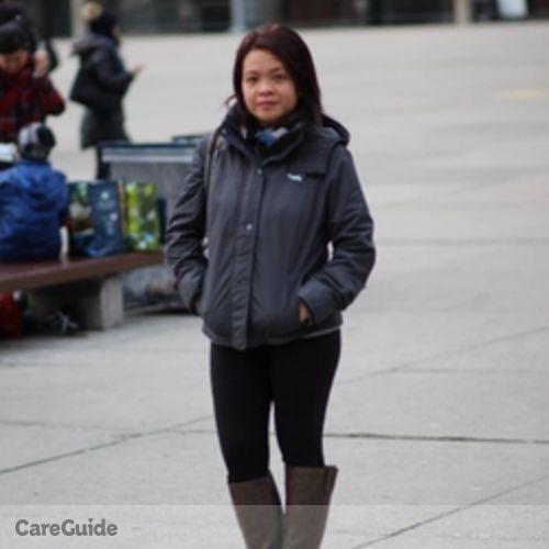 Canadian Nanny Provider Sherrymar Delprado's Profile Picture