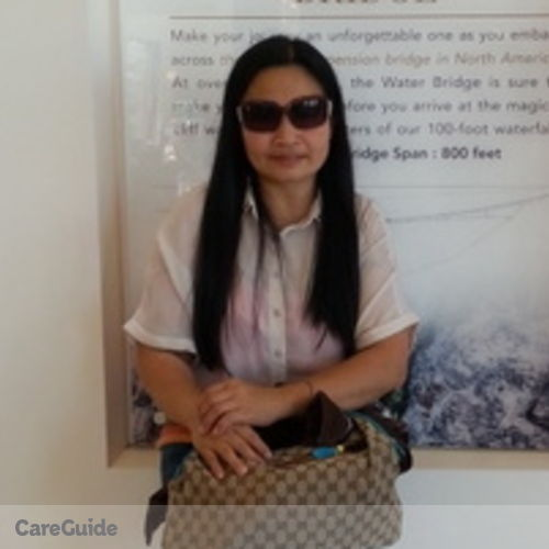 Canadian Nanny Provider Gemma Tosaque's Profile Picture