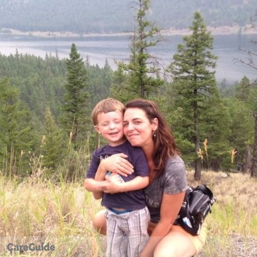 Canadian Nanny Provider Kathleen Brice's Profile Picture