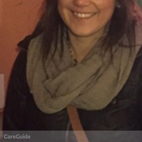 Canadian Nanny Provider Jessica Paz's Profile Picture