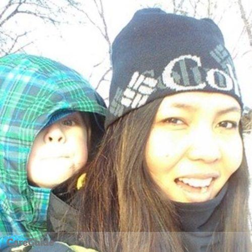 Canadian Nanny Provider Jenny Antonio's Profile Picture