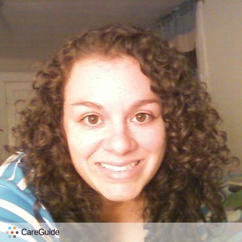 Child Care Provider Brittany Spohr's Profile Picture