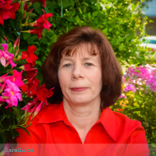Canadian Nanny Provider Nadiya 's Profile Picture