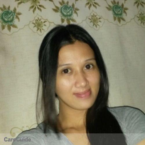 Canadian Nanny Provider Christine Redoncillo's Profile Picture