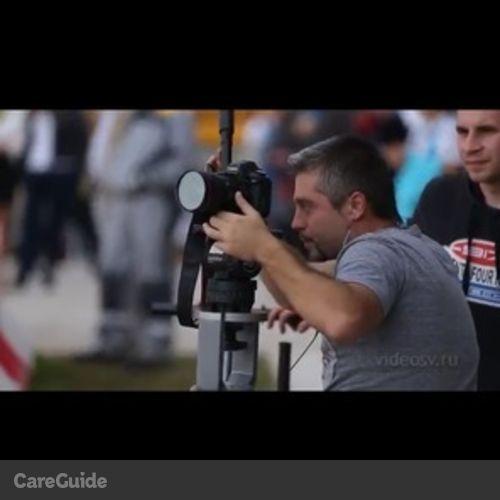 Videographer Provider Eugene M's Profile Picture