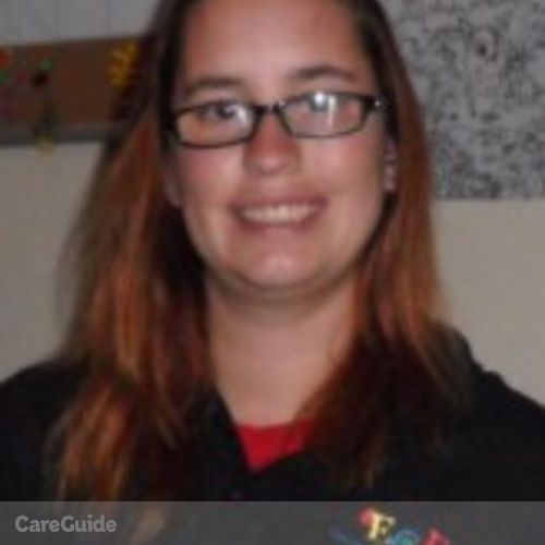 Canadian Nanny Provider Cassandra Drew's Profile Picture