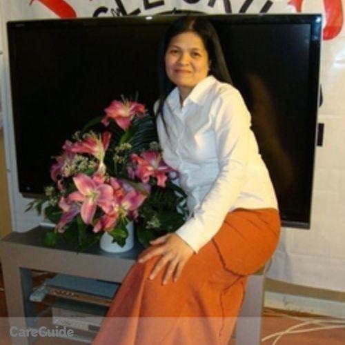 Canadian Nanny Provider Alma O's Profile Picture