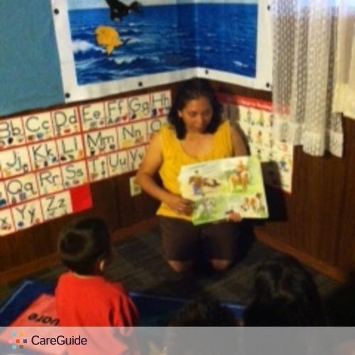 Child Care Provider Marizol Lopez's Profile Picture