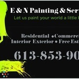 Painter in Carleton Place