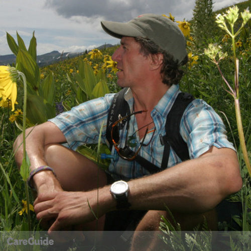 House Sitter Provider Michael Grasseschi's Profile Picture