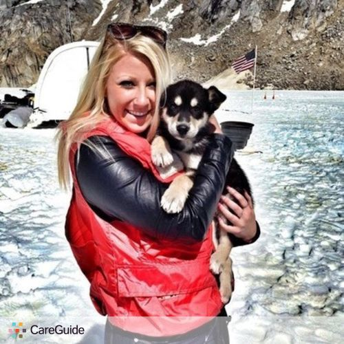 Pet Care Provider Ashley Wawrzyniak's Profile Picture
