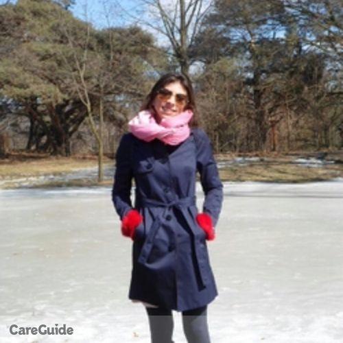 Canadian Nanny Provider Thuany Ruotolo's Profile Picture