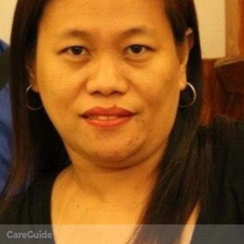 Canadian Nanny Provider Betty Tan's Profile Picture