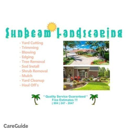 Landscaper Job Terrance C's Profile Picture