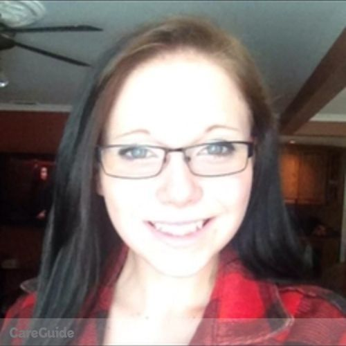 Canadian Nanny Provider Stephanie Spencer's Profile Picture