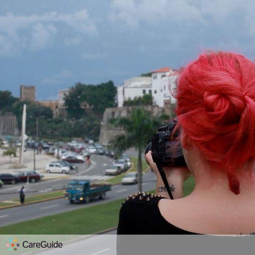 Videographer Provider Alejandra Cabrera's Profile Picture