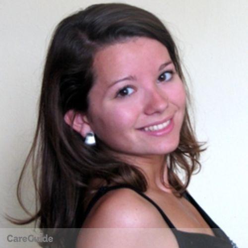 Canadian Nanny Provider Zuzana 's Profile Picture