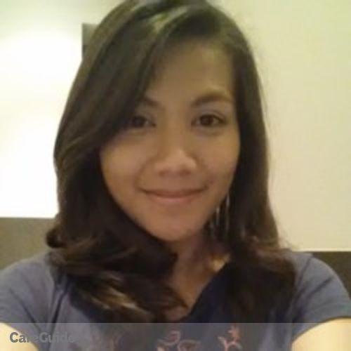Canadian Nanny Provider Karen Viado's Profile Picture