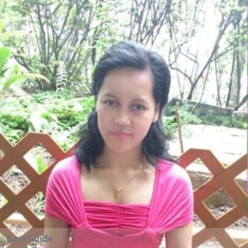 Canadian Nanny Provider Janice Delacruz Diaz G's Profile Picture