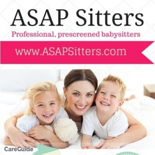 Child Care Job Asap Sitters's Profile Picture