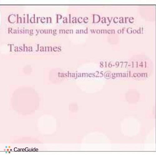 Child Care Provider Tasha J's Profile Picture