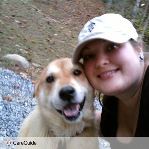 Pet Care Provider Ashley Blackburn's Profile Picture