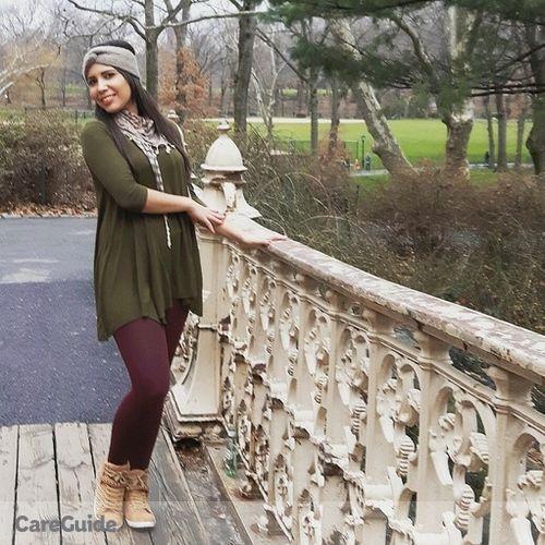 Canadian Nanny Provider Natalia Infante's Profile Picture