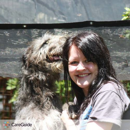 Pet Care Provider Alyssa Mentzel's Profile Picture
