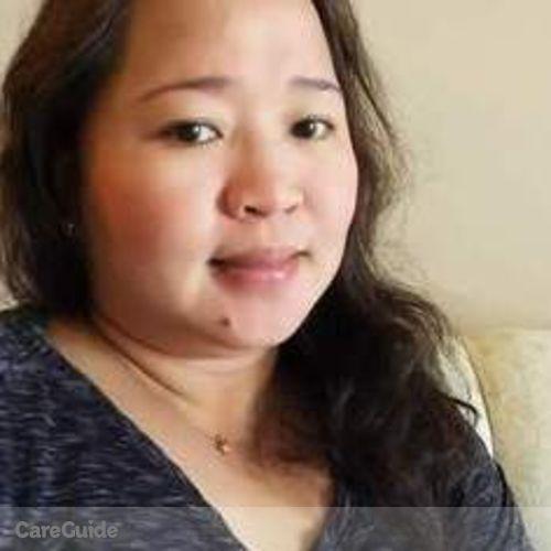 Canadian Nanny Provider Desiree Lorete's Profile Picture