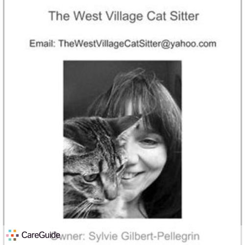 Pet Care Provider Sylvie Gilbert's Profile Picture