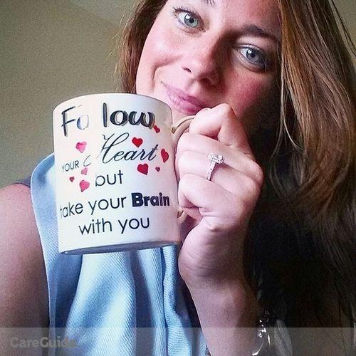 Canadian Nanny Provider Melissa's Profile Picture