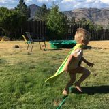Family, Swimming Supervision in Kamloops