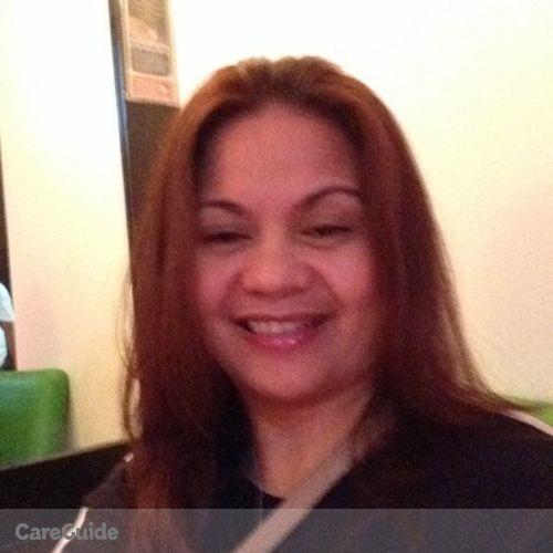 Canadian Nanny Provider Vivian Ecalne's Profile Picture